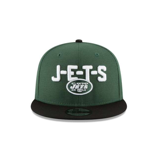 NEW YORK JETS SPOTLIGHT 9FIFTY SNAPBACK Front view