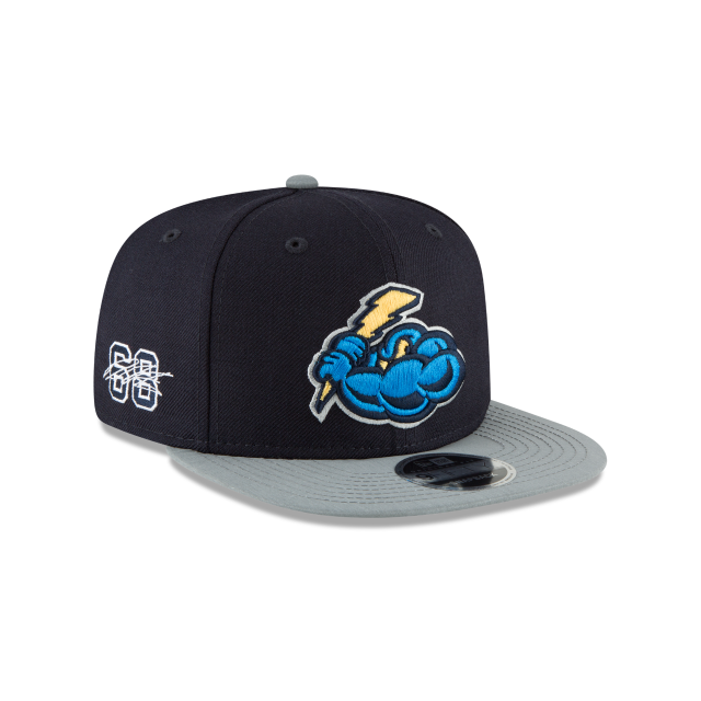 TRENTON THUNDER DELLIN BETANCES PLAYER DESIGN ORIGINAL FIT 9FIFTY SNAPBACK 3 quarter right view
