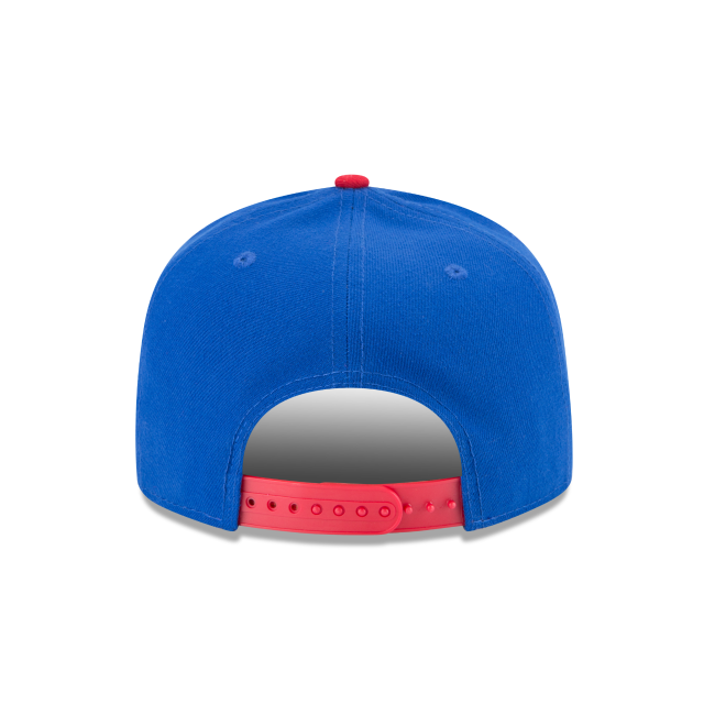 NEW YORK GIANTS HISTORIC 9FIFTY SNAPBACK Rear view