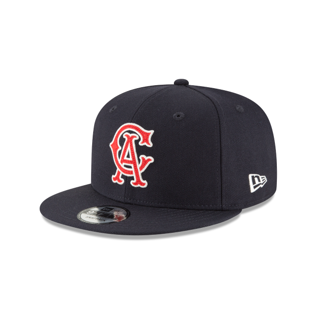 CALIFORNIA ANGELS INAUGURAL SEASON 9FIFTY SNAPBACK 3 quarter left view