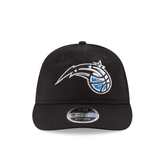 ORLANDO MAGIC TEAM CHOICE RETRO CROWN 9FIFTY SNAPBACK Front view
