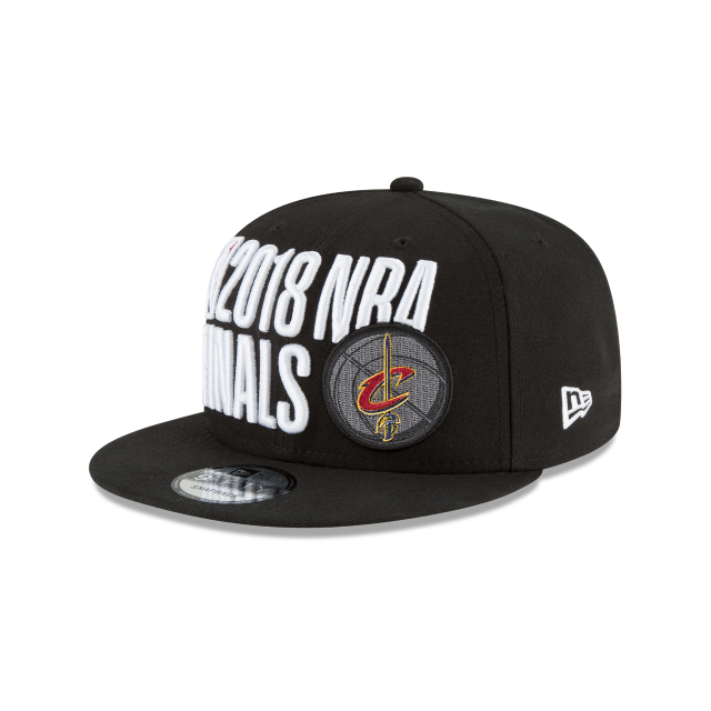CLEVELAND CAVALIERS NBA FINALS 9FIFTY SNAPBACK 3 quarter left view