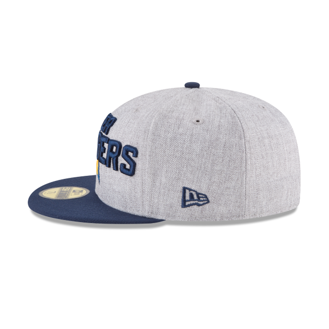 low priced 5f6c3 9d0ae ... new era toddler team classic 39thirty flex hat navy 7c581 ab94a   wholesale los angeles chargers nfl draft 59fifty fitted left side view  93142 d1947