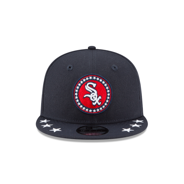 CHICAGO WHITE SOX ALL STAR GAME WORKOUT 9FIFTY SNAPBACK Front view