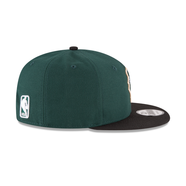 MILWAUKEE BUCKS 2TONE 9FIFTY SNAPBACK Right side view