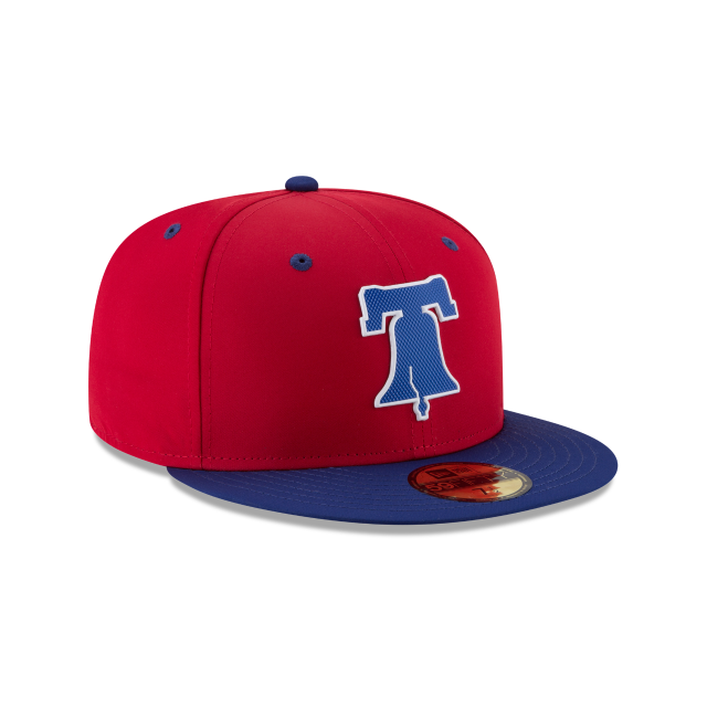 a0855bba60b ... ireland kids philadelphia phillies batting practice prolight 59fifty  fitted 3 quarter right view 299eb 89ee1
