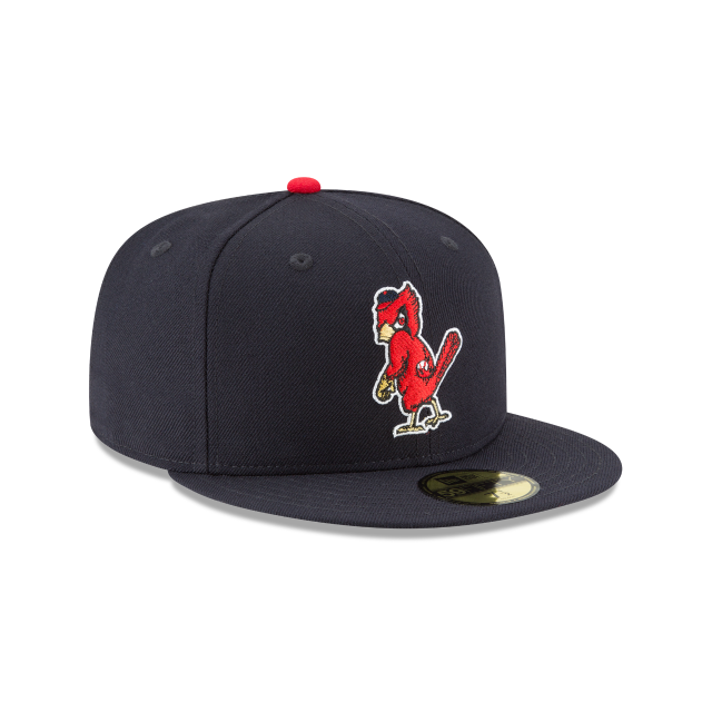 ST. LOUIS CARDINALS 1950 COOPERSTOWN WOOL 59FIFTY FITTED 3 quarter right view