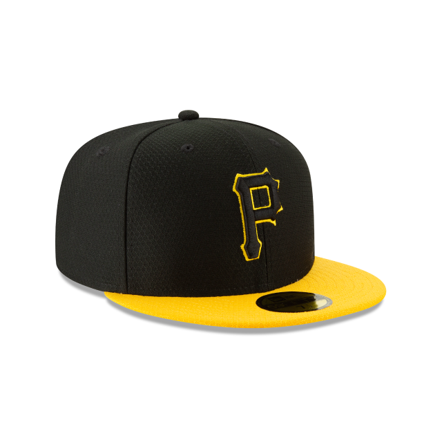 PITTSBURGH PIRATES BATTING PRACTICE 59FIFTY FITTED 3 quarter right view