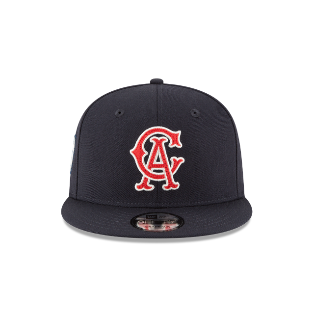 CALIFORNIA ANGELS INAUGURAL SEASON 9FIFTY SNAPBACK Front view