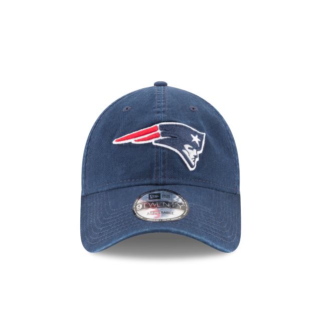NEW ENGLAND PATRIOTS SUPER BOWL LIII CORE CLASSIC 9TWENTY ADJUSTABLE Front view