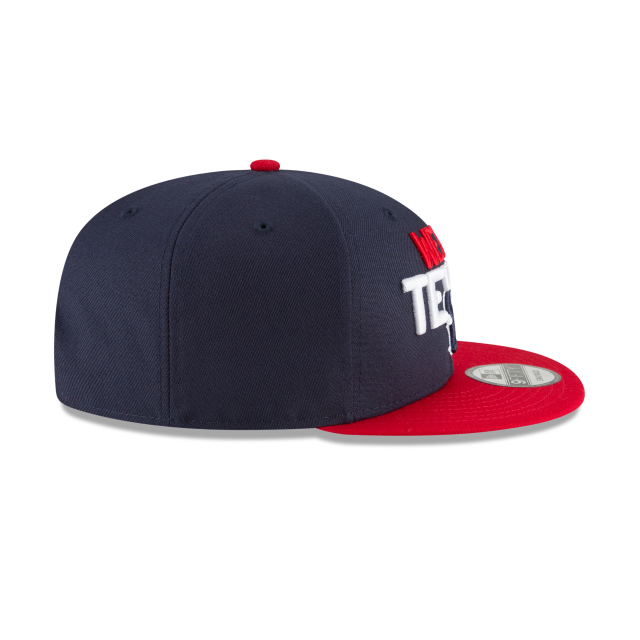 HOUSTON TEXANS SPOTLIGHT 9FIFTY SNAPBACK Right side view