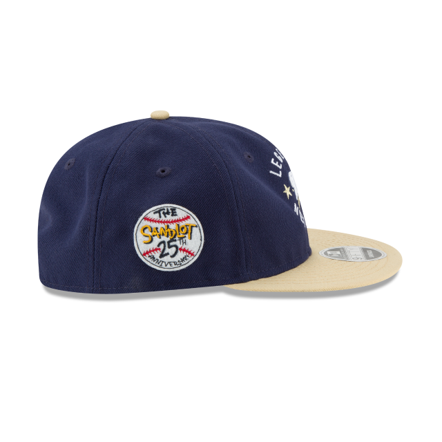 MILWAUKEE BREWERS SANDLOT LND RETRO CROWN 9FIFTY SNAPBACK Right side view