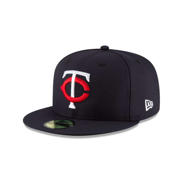 MINNESOTA TWINS SANDLOT 25TH ANNIVERSARY 59FIFTY FITTED 3 quarter left view