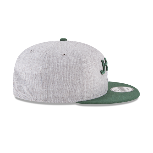 NEW YORK JETS NFL DRAFT 9FIFTY SNAPBACK Right side view