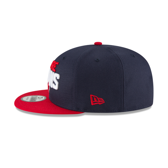 HOUSTON TEXANS SPOTLIGHT 9FIFTY SNAPBACK Left side view