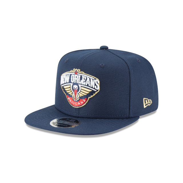 NEW ORLEANS PELICANS HIGH CROWN 9FIFTY SNAPBACK 3 quarter left view