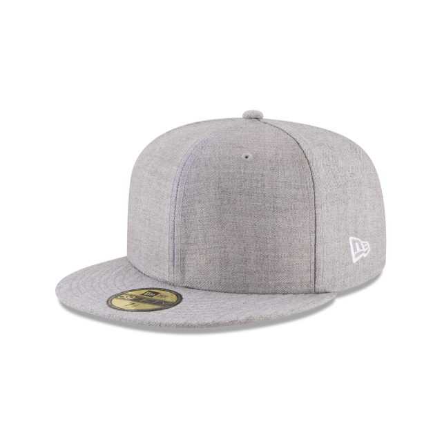 a747b44db8e21 where to buy heather grey blank 59fifty fitted 3 quarter left view 0c9d1  2ca2a