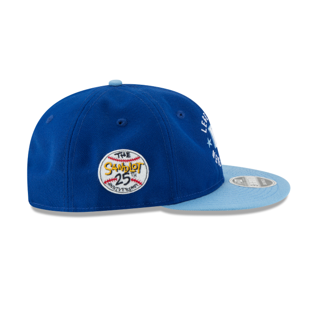 KANSAS CITY ROYALS SANDLOT LND RETRO CROWN 9FIFTY SNAPBACK Right side view