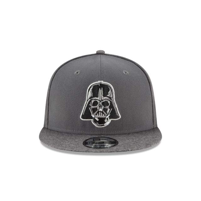 STAR WARS DARTH VADER PERFORATED 9FIFTY SNAPBACK Front view