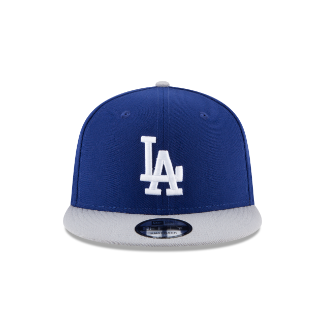 LOS ANGELES DODGERS TEAM PATCHER 9FIFTY SNAPBACK Front view
