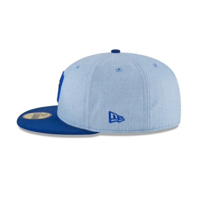 MILWAUKEE BREWERS FATHERS DAY 59FIFTY FITTED Left side view