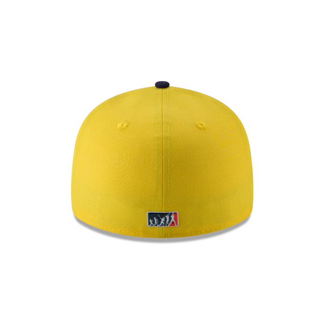 MILWAUKEE BREWERS PLAYERS WEEKEND LOW PROFILE 59FIFTY FITTED Rear view