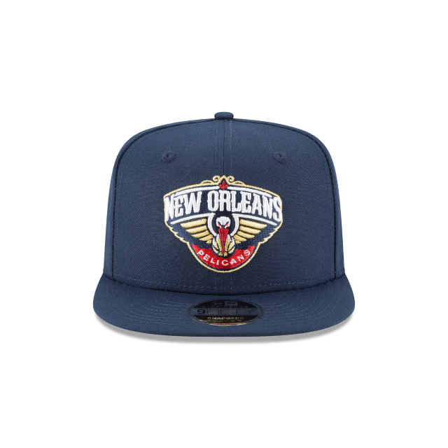 NEW ORLEANS PELICANS HIGH CROWN 9FIFTY SNAPBACK Front view
