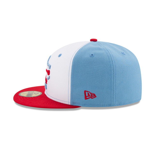 CORPUS CRISTI HOOKS AUTHENTIC COLLECTION 59FIFTY FITTED Left side view