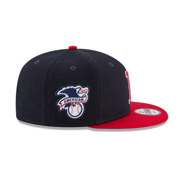 BOSTON RED SOX TEAM PATCHER 9FIFTY SNAPBACK Right side view