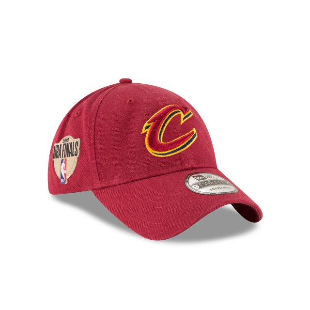 CLEVELAND CAVALIERS NBA FINALS 9TWENTY ADJUSTABLE 3 quarter right view
