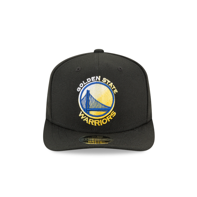 GOLDEN STATE WARRIORS ORIGINAL FIT 9FIFTY SNAPBACK Front view