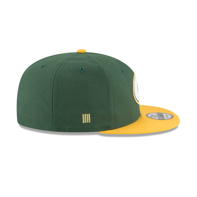 GREEN BAY PACKERS GLORY TURN 9FIFTY SNAPBACK Right side view