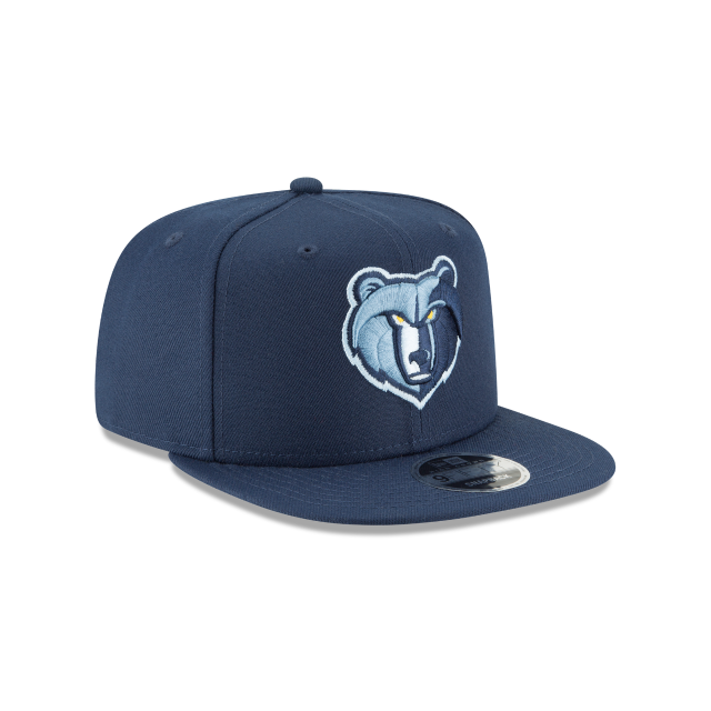 MEMPHIS GRIZZLIES HIGH CROWN 9FIFTY SNAPBACK 3 quarter right view