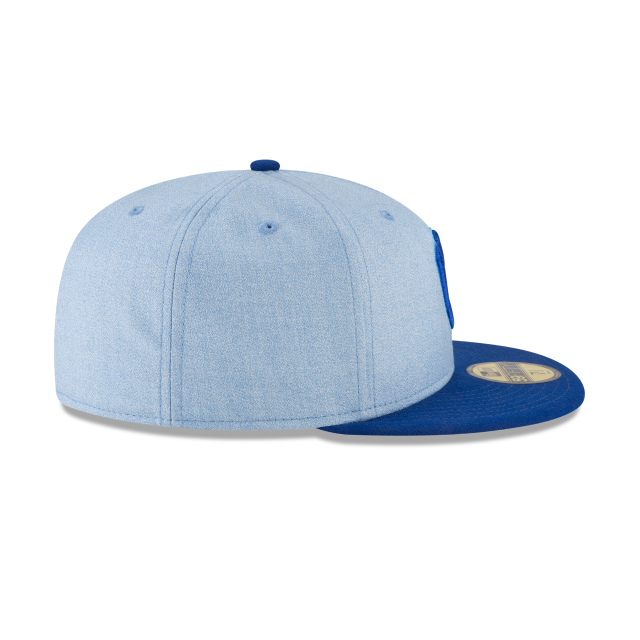 MILWAUKEE BREWERS FATHERS DAY 59FIFTY FITTED Right side view