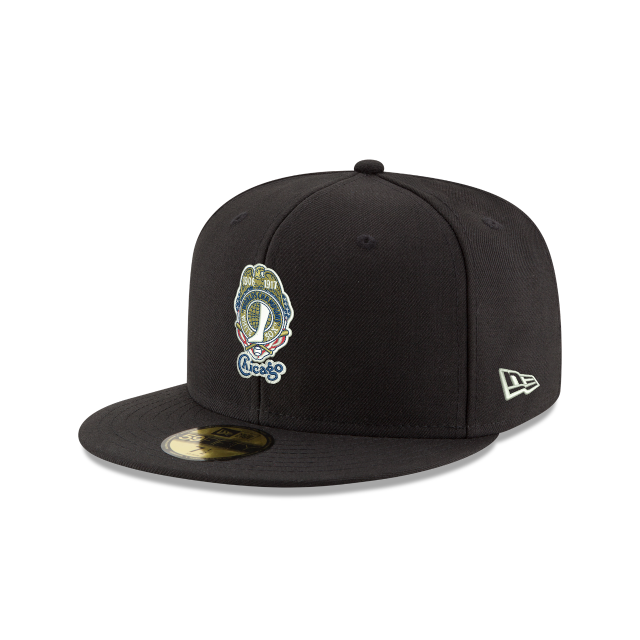 lowest price 8a653 a138e ... low price chicago white sox fashion 59fifty fitted 3 quarter left view  0b581 dc492