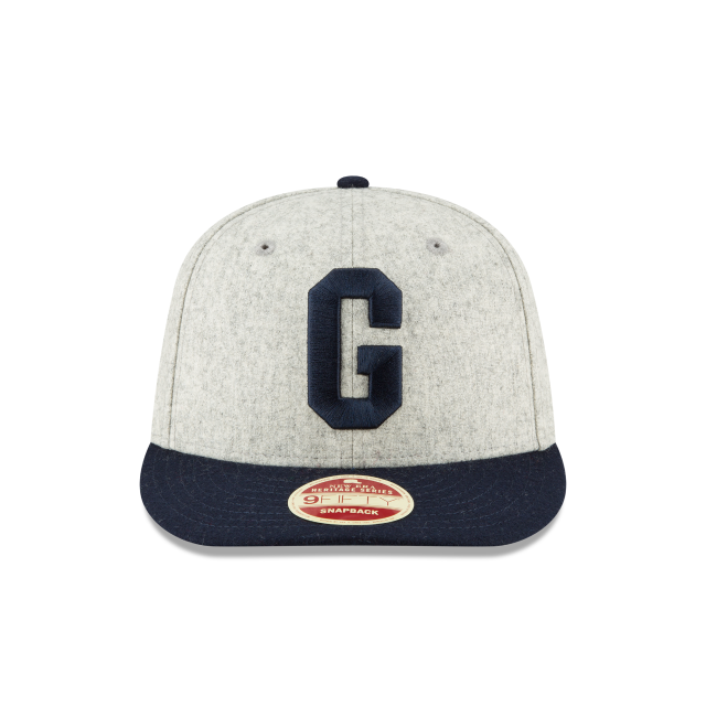 ... italy homestead grays melton wool throwback 9fifty snapback front view  118e0 09d72 5a94d9439e39