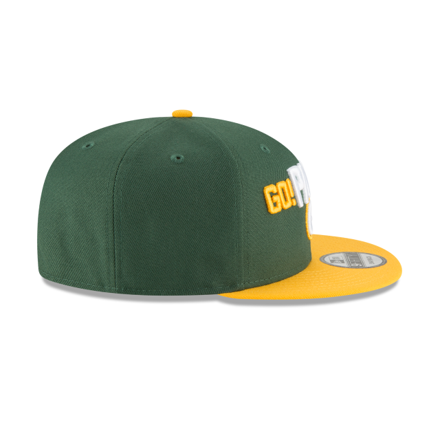 GREEN BAY PACKERS SPOTLIGHT 9FIFTY SNAPBACK Right side view