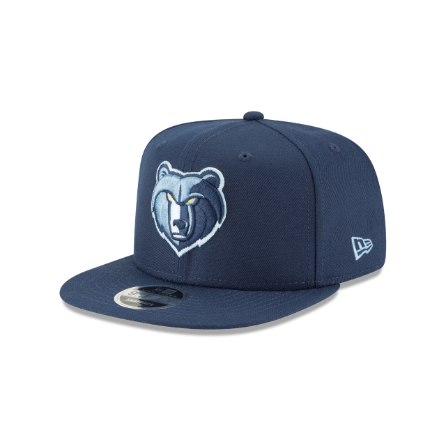 MEMPHIS GRIZZLIES HIGH CROWN 9FIFTY SNAPBACK 3 quarter left view