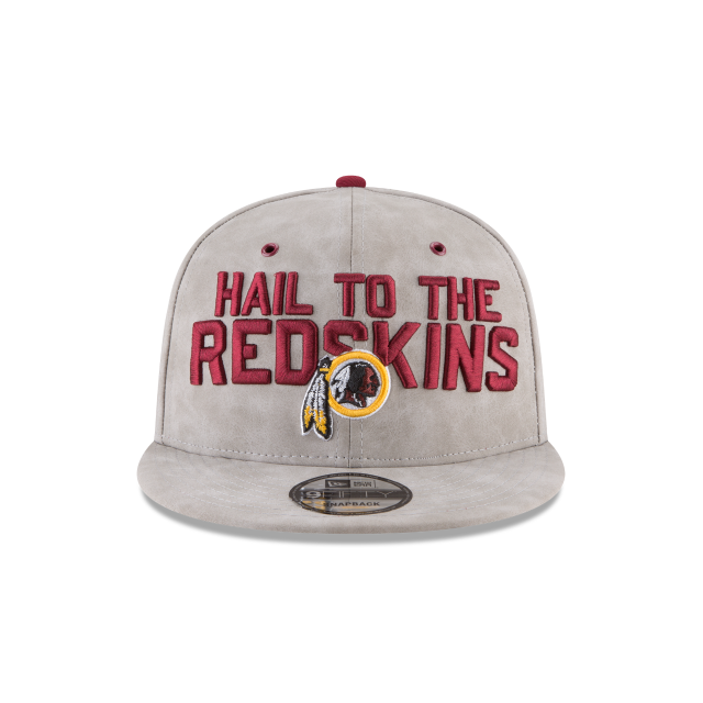 WASHINGTON REDSKINS SPOTLIGHT PREMIUM 9FIFTY SNAPBACK Front view