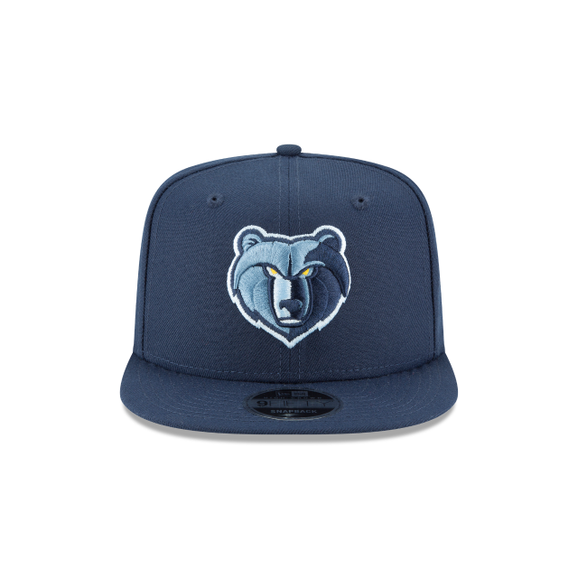 MEMPHIS GRIZZLIES HIGH CROWN 9FIFTY SNAPBACK Front view