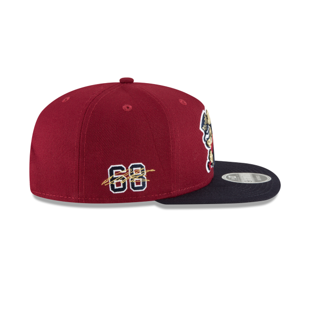 SCRANTON WILKES BARRE RAIL RIDERS DELLIN BETANCES PLAYER DESIGN ORIGINAL FIT 9FIFTY SNAPBACK Right side view
