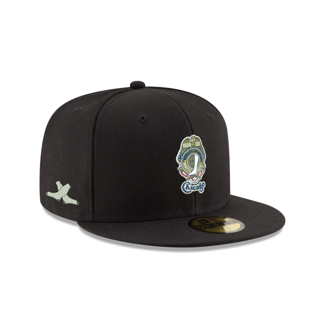 CHICAGO WHITE SOX FASHION 59FIFTY FITTED 3 quarter right view