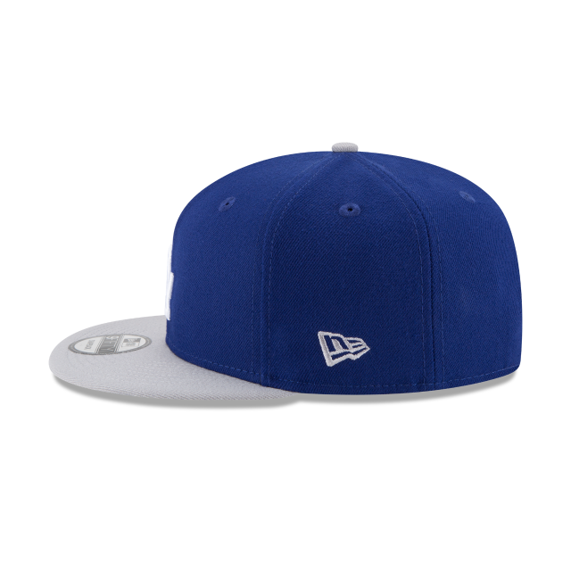 LOS ANGELES DODGERS TEAM PATCHER 9FIFTY SNAPBACK Left side view