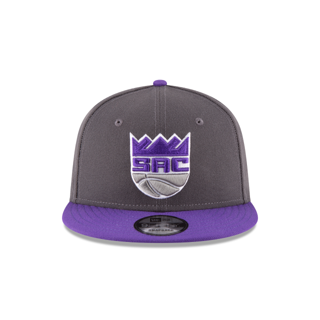 SACRAMENTO KINGS 2TONE 9FIFTY SNAPBACK Front view
