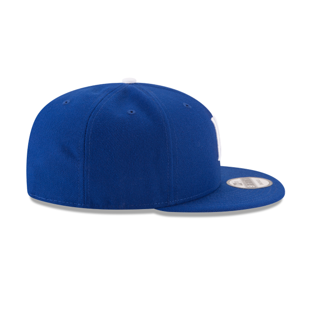 KANSAS CITY ROYALS TEAM COLOR BASIC 9FIFTY SNAPBACK Right side view
