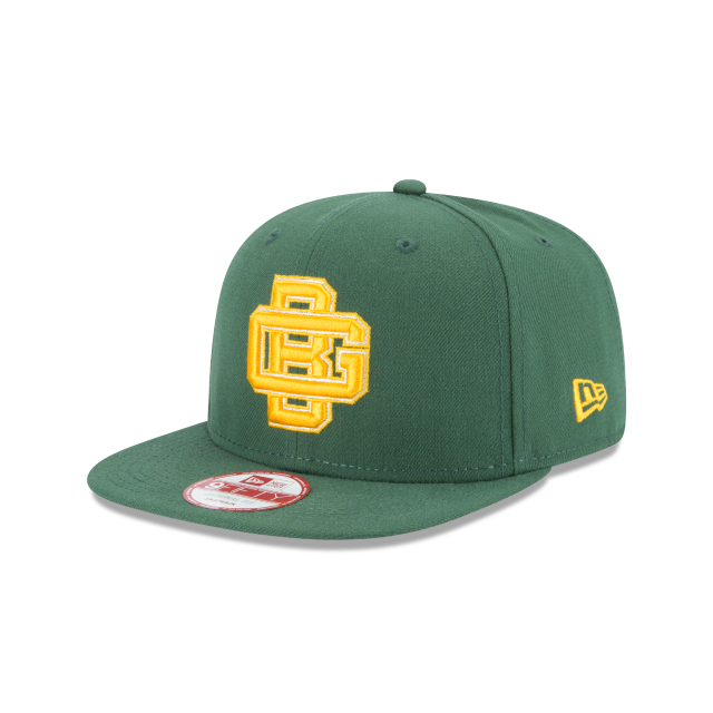 GREEN BAY PACKERS HISTORIC 9FIFTY SNAPBACK 3 quarter left view
