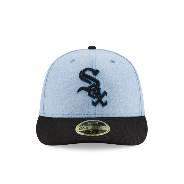 CHICAGO WHITE SOX FATHERS DAY LOW PROFILE 59FIFTY FITTED Front view