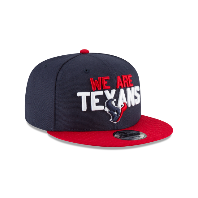 HOUSTON TEXANS SPOTLIGHT 9FIFTY SNAPBACK 3 quarter right view