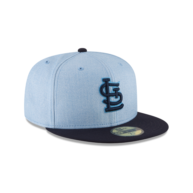 best sneakers b826f 16c82 ... new arrivals st. louis cardinals fathers day 59fifty fitted 3 quarter  right view 3c492 065e7