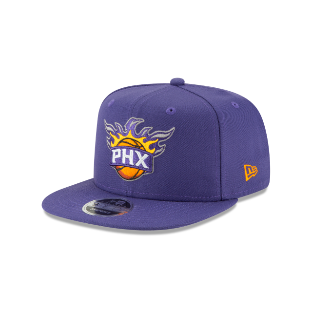PHOENIX SUNS HIGH CROWN 9FIFTY SNAPBACK 3 quarter left view